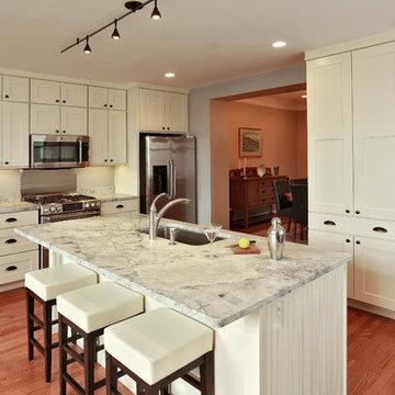 Kitchen and Great Room Addition, Washington DC