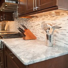 Contemporary Kitchen by Design Build Pros