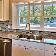 Contemporary Kitchen by Top Value Home Improvements