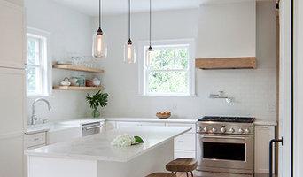 Kitchen & Interior Renovation • Kemper Cabinetry • Design by Sharon Navarra