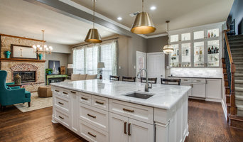 Kitchen and Living Area (Cobb Hill, Frisco)