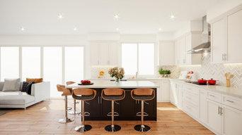 Kitchen & Living room Remodel