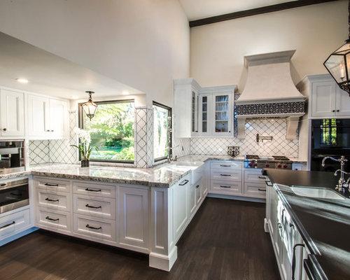 Mediterranean Kitchen Design Ideas & Remodel Pictures