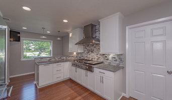 Kitchen and Livingroom Remodel