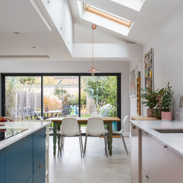 Kitchen and Loft Extension Ansdell Rd, SE15