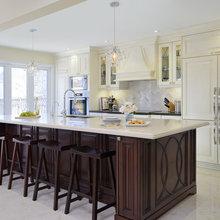 Kitchen cabinet color matches