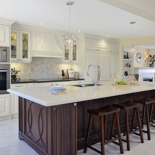 kitchen countertops and cabinets decorative end panel houzz 4318