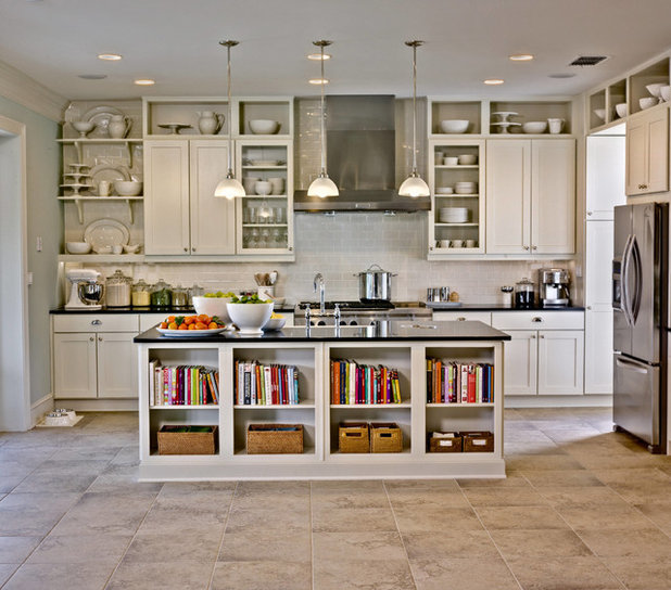 Traditional Kitchen Kitchen and Pantry