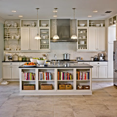 traditional kitchen by San Francisco Organized Interiors