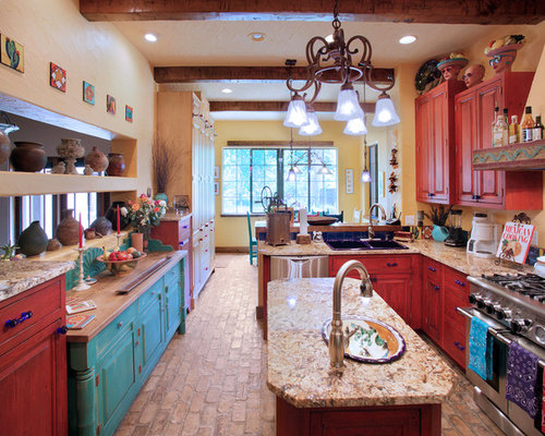 Best Southwestern Kitchen Design Ideas Remodel Pictures