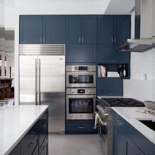 Kitchen & Powder room renovation