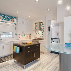 Modern Kitchen by Wall to Wall Kitchen and Bath