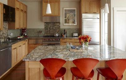 Kitchen of the Week: Warm Luxury in San Francisco