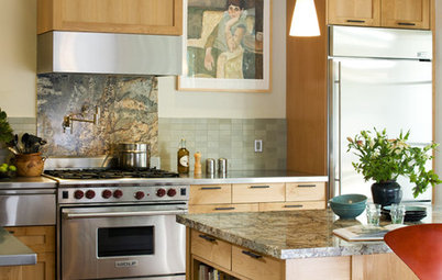Expert Talk: Infuse Your Kitchen With Art