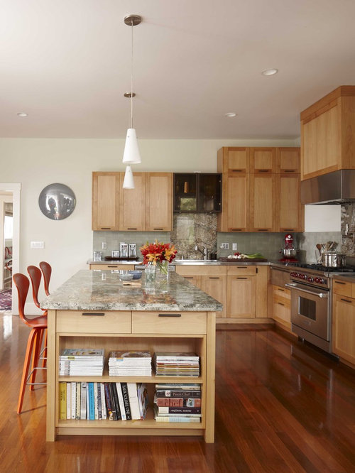 kitchens with hardwood floors and wood cabinets wood cabinets wood floors houzz 22282