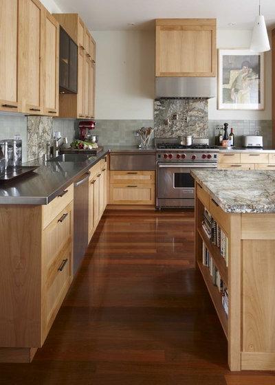 Неоклассика Кухня by Andre Rothblatt Architecture