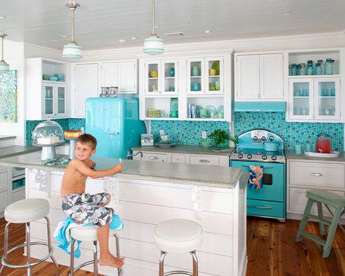 Cucina al mare azulejos