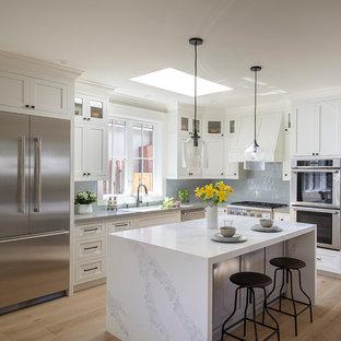 Petite cuisine de luxe : Photos et idées déco de cuisines