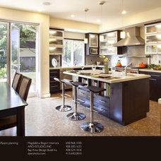 Contemporary Kitchen by Arch Studio, Inc.