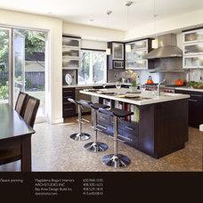 Modern Kitchen by Arch Studio, Inc.