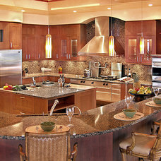 Contemporary Kitchen by Architectural Design & Construction