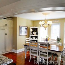 Traditional Kitchen Kitchen Archway @ Recaptured Charm