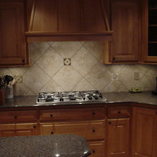 Traditional Kitchen by Armstead Construction Inc.
