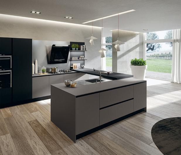Parla l esperto 5 materiali innovativi per il top della - Top cucina materiali ...