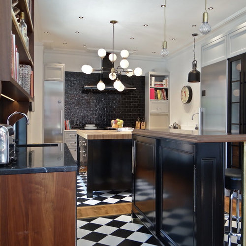 Kitchen Cabinets Calgary: Top 20 Eclectic Calgary Kitchen Ideas & Remodeling