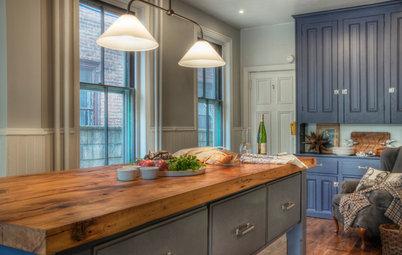 Houzz Countertop Materials : Green Decorating Ecofriendly Materials: Kitchen Countertops
