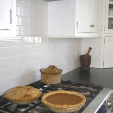 Traditional Kitchen by Capozza Tile & Floor Covering Center