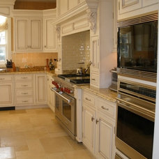Traditional Kitchen by Fiorano Tile Showrooms