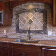 Traditional Kitchen by East Coast Lumber