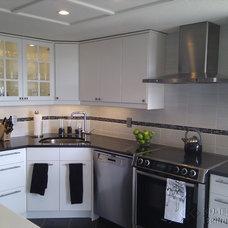 Modern Kitchen by 3D-Tile-Design - Bertram Tasch