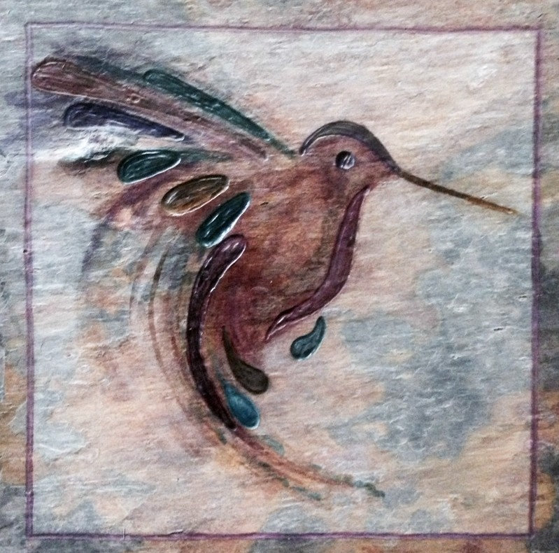 Kitchen Backsplash Tile - Hummingbird Artisan stone tile