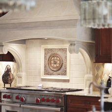 Traditional Kitchen by A Step In Stone