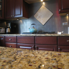 Traditional Kitchen by Your Favorite Room By Cathy Zaeske
