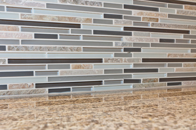 Contemporary Kitchen by Collins Tile and Stone