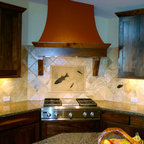 backsplash for kitchen cabinets cottage eclectic kitchen los angeles by 4251