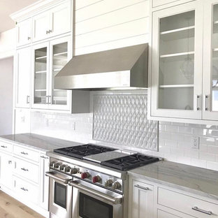 Kitchen ideas - Inspiration for a kitchen remodel in New York
