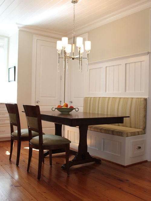 Banquette Table Ideas, Pictures, Remodel and Decor