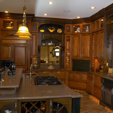 Traditional Kitchen by Bartel Kitchen and Bath