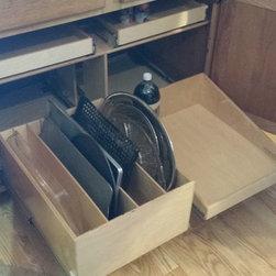 Kitchen Base Cabinet -
