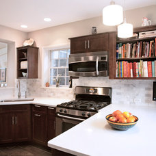 Traditional Kitchen by MATCH Remodeling, Inc.