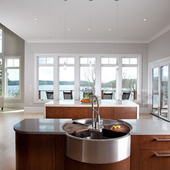 contemporary kitchen by Kitchen + Bath Artisans