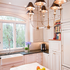 traditional kitchen by Kitchen + Bath Artisans