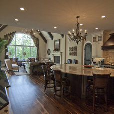 Traditional Kitchen by KDH Residential Designs