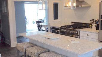 Kitchen, Bathroom and Interior Remodel on Clinton Avenue, Falmouth, MA