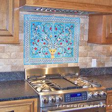 Mediterranean Kitchen by Hagop Karakashian