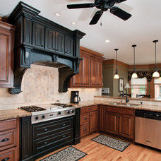 Traditional Kitchen by Etter Construction